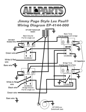 50 S Style Wiring further Wiring Kit For Jimmy Page Lesl Paul moreover Wiring Diagram For Gibson 335 likewise Gibson L 5 Wiring Diagram furthermore Guitar Schematics Wiring Diagrams. on jimmy page wiring diagram les paul