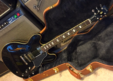 GIBSON ES-335 TRADITIONAL 2018 VINTAGE EBONY