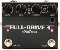 FULLTONE FULL-DRIVE 3 Oulu