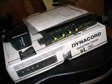 DYNACORD SL20 DIGITAL ROTOR CABINET