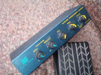 SEYMOUR DUNCAN AEC-1 ACOUSTIC PREAMP