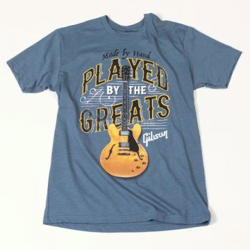 GIBSON PLAYED BY THE GREATS T CHARCOAL Oulu