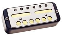 LOLLAR GOLD FOIL NECK, SOAPBAR MOUNT, BLACK, CHROME