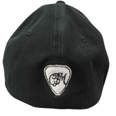 Martin Flex Fitted Golf Cap (Black)