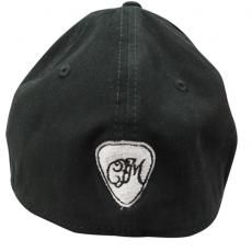 Martin Flex Fitted Golf Cap (Black)