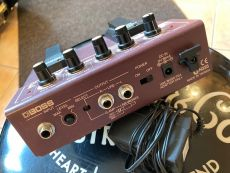 BOSS AD-3 ACOUSTIC INSTRUMENT PROCESSOR