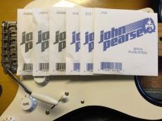 John Pearse 2555DG Custom Set Oulu