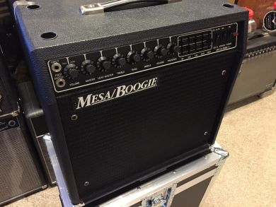 MESA/BOOGIE CALIBER 50 W/ CASE