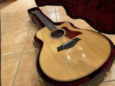 TAYLOR 856CE 12 String