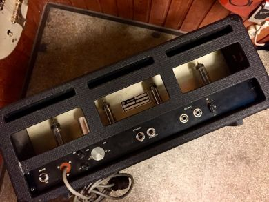 VOX UL430 HEAD + 2X12 CABINET 1966