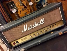 MARSHALL JCM800 MK. 2 MASTER MODEL 100W LEAD HEAD 1985