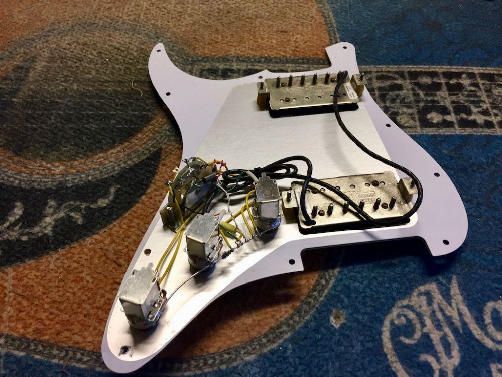 seymour duncan whole lotta humbucker prewired set kitarapaja. Black Bedroom Furniture Sets. Home Design Ideas