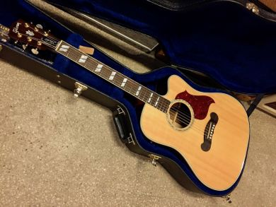 GIBSON SONGWRITER DLX EC STUDIO 2014