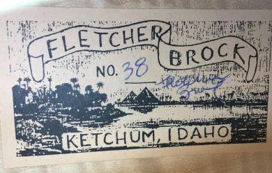 FLETCHER BROCK MANDOCELLO, 90´s