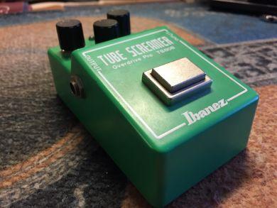 IBANEZ TS808 EARLY 80´S