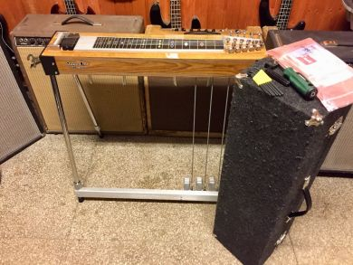 STAGE ONE 10-STRING PEDAL STEEL