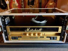 MARSHALL 9100 DUAL MONOBLOC POWER AMP