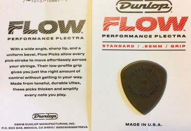 DUNLOP FLOW STANDARD .88MM