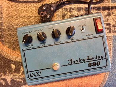 DOD ANALOG DELAY 680 1980