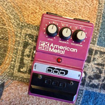 DOD FX56 AMERICAN METAL