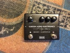 CUSTOM AUDIO ELECTRONICS BOOST/OVERDRIVE