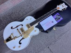 GRETSCH 6136T THE WHITE FALCON 2014