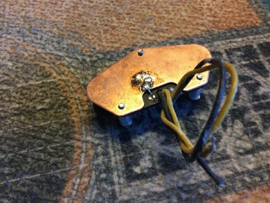 FENDER TELE BRIDGE REWOUND