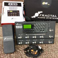 FRACTAL AX8 AMP MODELER + MULTI FX