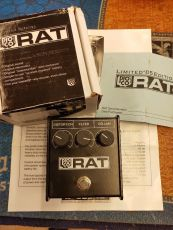 PROCO '85 WHITE FACE RAT REISSUE 2010 Oulu
