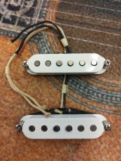 FENDER CS 56 STRATOCASTER MIDDLE+NECK PICKUPS Oulu