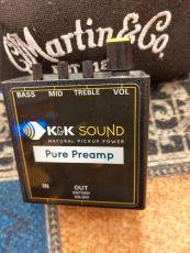 K&K Pure Preamp Oulu