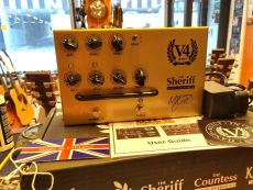 VICTORY V4 THE SHERIFF PEDAL PREAMP Oulu