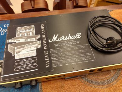 MARSHALL EL84 20/20 POWER AMP 1998 Oulu