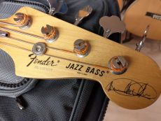 FENDER MIJ  PARTS-O-JAZZ BASS Oulu