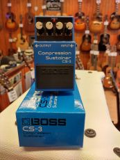 BOSS CS-3 COMPRESSION SUSTAINER 2014 Oulu