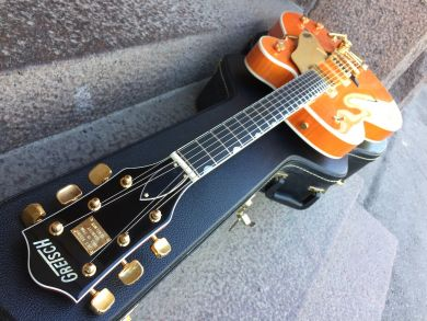 GRETSCH 6122-1959 CHET ATKINS HALL OF FAME COUNTRY GENTLEMAN 2011