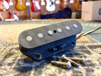 LINDY FRALIN TELE BLUES SPECIAL