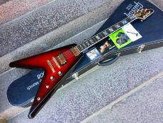 GIBSON 50-YEAR COMMEMORATIVE FLYING V 2008