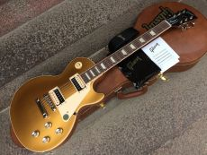 GIBSON LES PAUL CLASSIC 2019, GOLDTOP