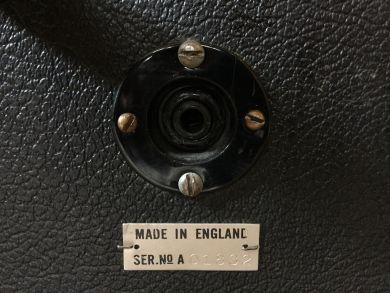 MARSHALL 4X12 CABINET 1976