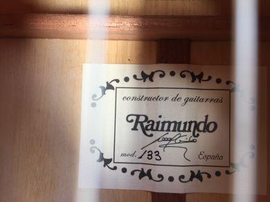 RAIMUNDO 133 WHITE EBONY