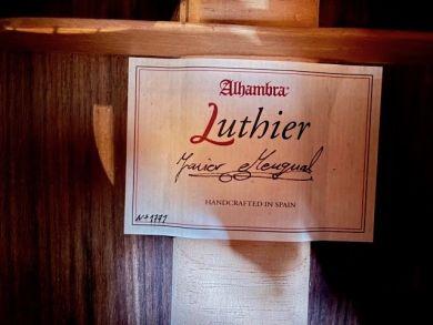 ALHAMBRA LUTHIER MODEL