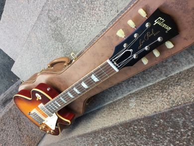 GIBSON 1959 LES PAUL FACTORY BURST 2013