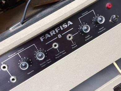 FARFISA F/8 COMBO, 60´S