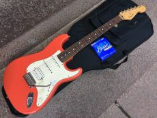 FENDER CALIFORNIA SERIES HSS STRATOCASTER 1997