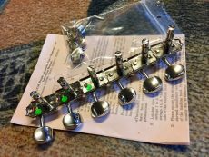 GOTOH H.A.P. LOCKING TUNERS SET