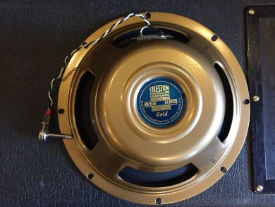 CELESTION G10 ALNICO GOLD 10""