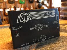 MTR DI-2 STEREO DIRECT INJECTION BOX