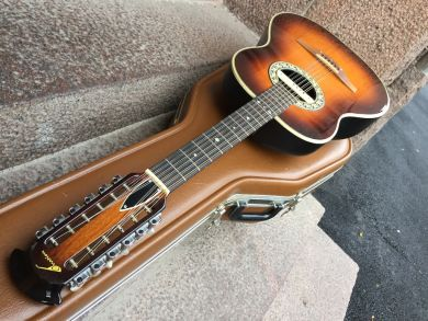 OVATION MODEL 1115 PACEMAKER 12-STRING 1978