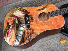 Martin D-18RG Guitar